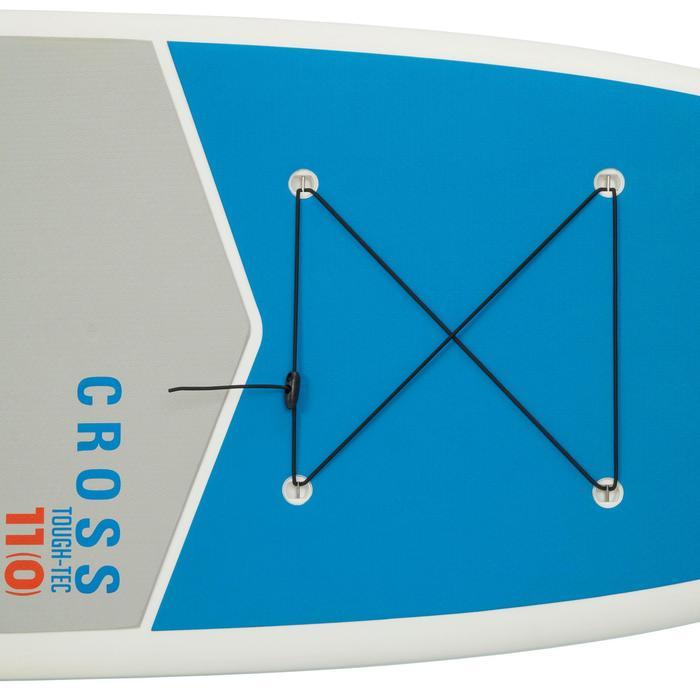 Tabla De Stand Up Paddle Rígido BIC CROSS TOUGH 11- 260 ' L