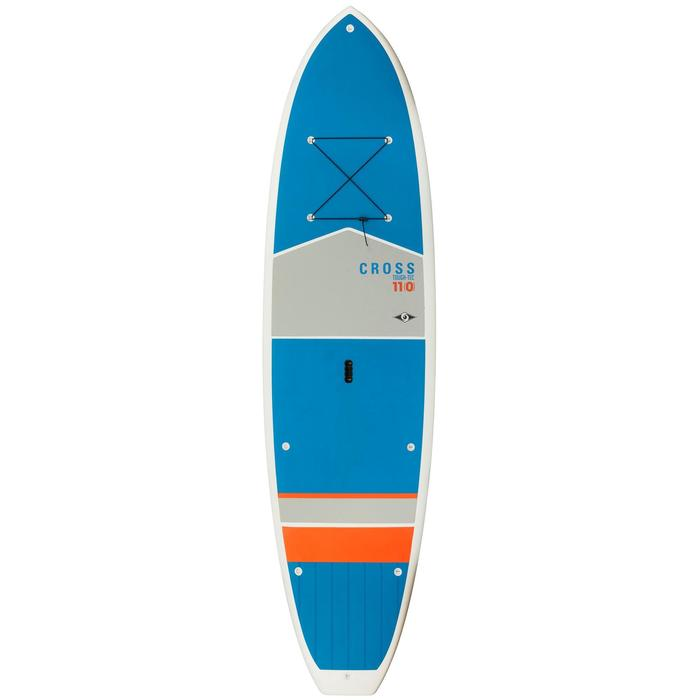 SUP-Hardboard Cross Tough 11' Stand Up Paddle 260 l