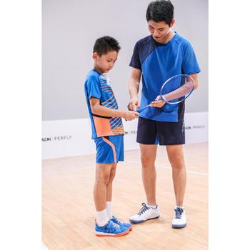 Badmintonracket voor kinderen BR 160 Easy Grip blauw