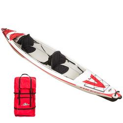 Kayak Canoa Hinchable Bic YAKKAIR FULL ALTA PRESIÓN 2 Plazas