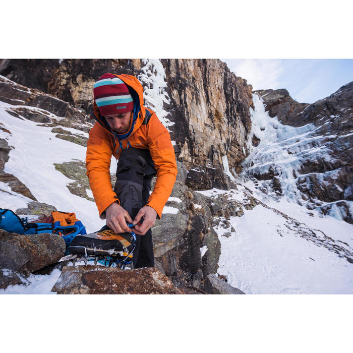 STIJGIJZERS voor alpinisme éénpunts - MONOCEROS SPEED