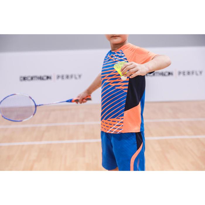 Raquette De Badminton BR160 Easy Grip Junior - Bleu