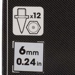 Spikes-Set 6mm / 12-teilig