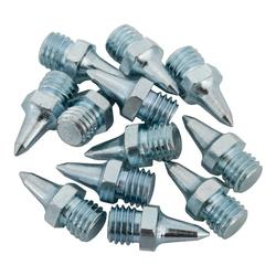 ATHLETICS SHOES SET OF 12 HEX SPIKES 9MM
