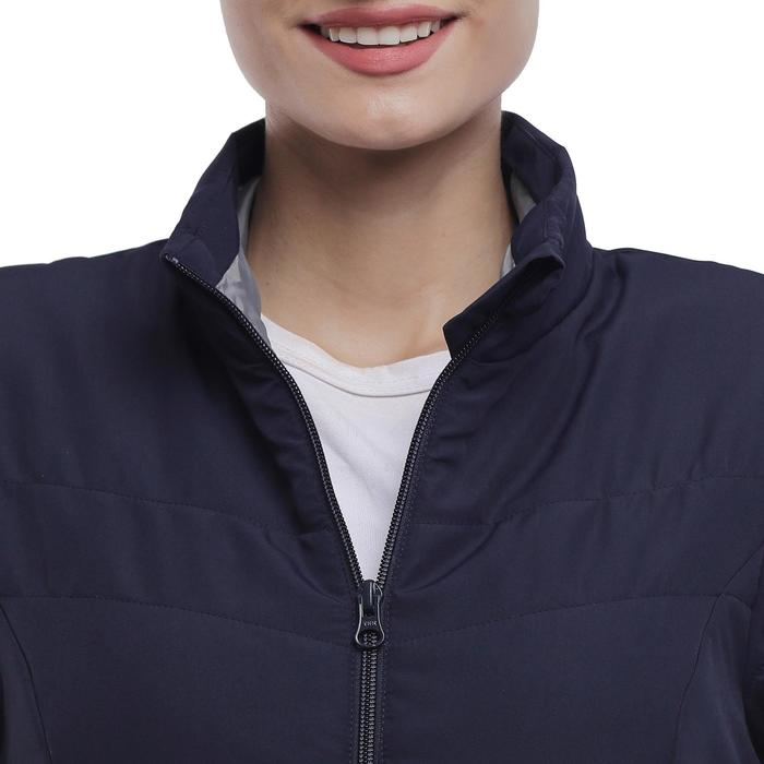 Wattierte Jacke Naturwandern NH100 Damen