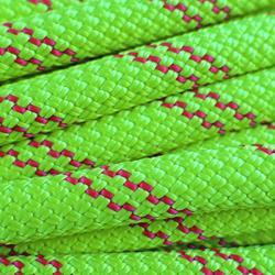 Kletter-Halbseil 8,1mm × 50m grün