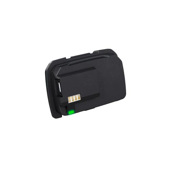 Rechargeable trekking head torch - TREK 900 USB - 400 lumens - Yellow