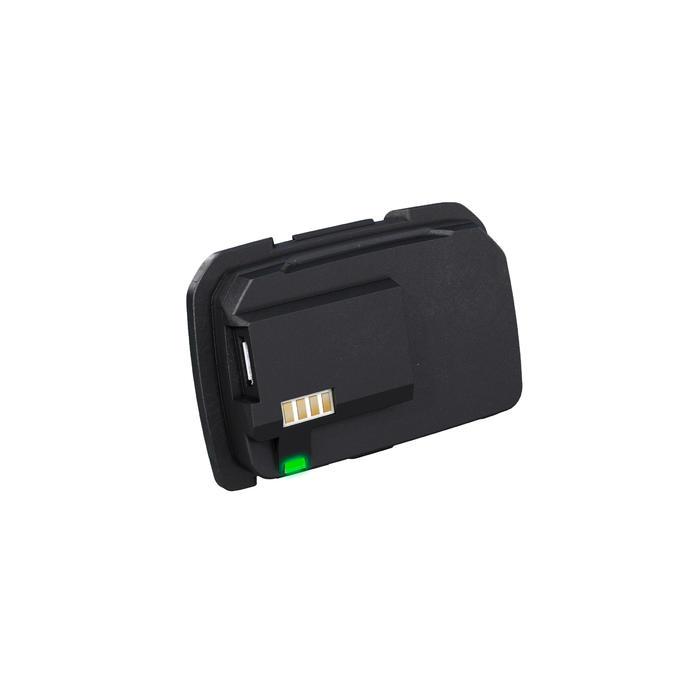 Batería de Recambio, Forclaz, Linterna Frontal Trek 900, USB 1.800 MAH