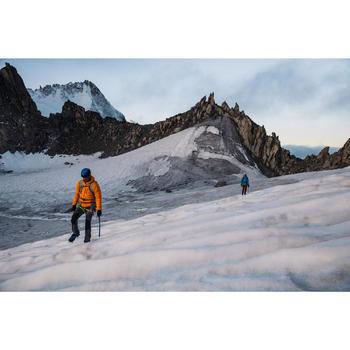 Dubbeltouw dry voor klimmen en alpinisme 8,1 mm x 60 m - Rappel 8,1 groen.