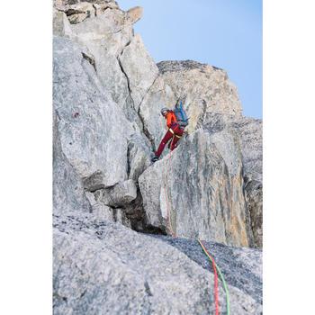Dubbeltouw Dry voor klimmen & alpinisme 8,1mm x 50 m roze - RAPPEL 8.1 Roze