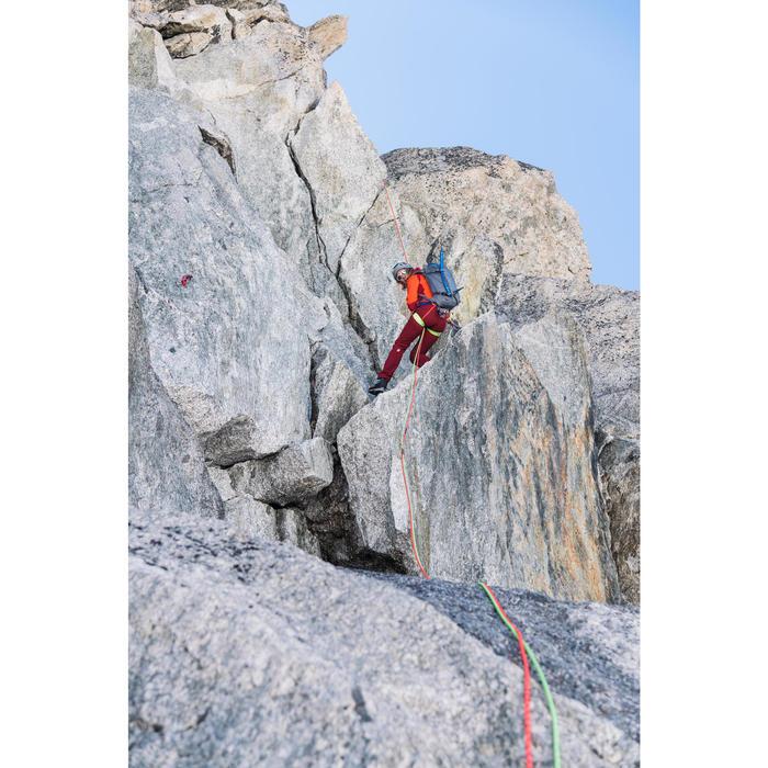Dubbeltouw voor rappel en alpinisme 8,1mm x 60 m roze