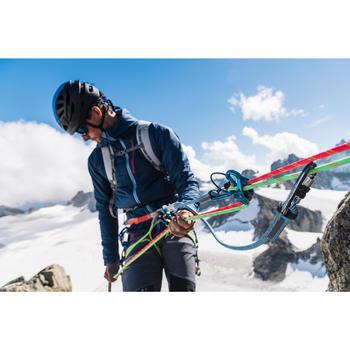 Corde à double dry d'escalade et d'alpinisme 8.1 mm x 50 m - Rappel 8.1 Verte