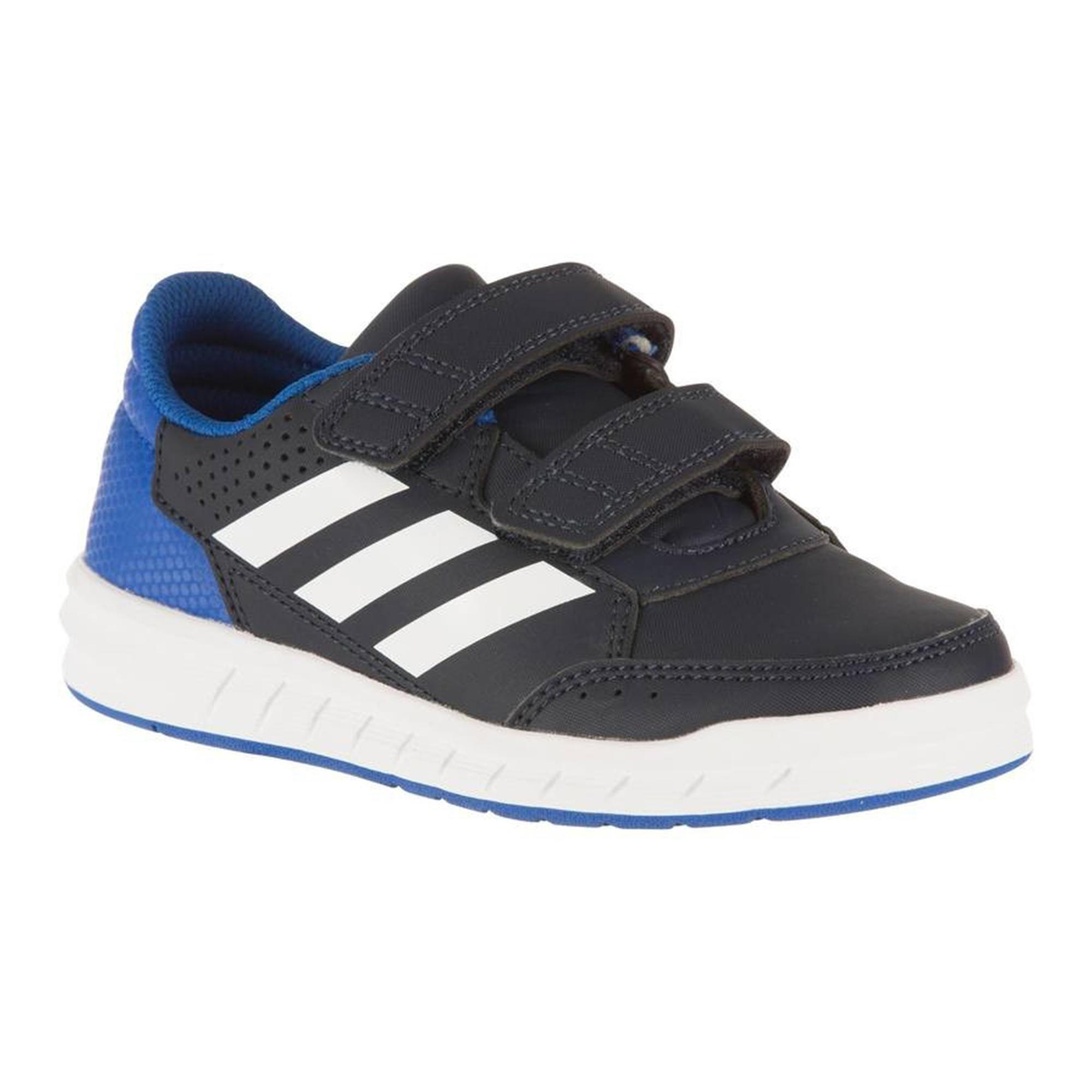 popular stores wholesale huge discount CHAUSSURES DE TENNIS ENFANT ADIDAS ALTASPORT BLEU