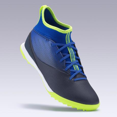 Chaussure Terrains Pour Enfant Agility Football 500 Montante De Durs rXzrwSKq4x