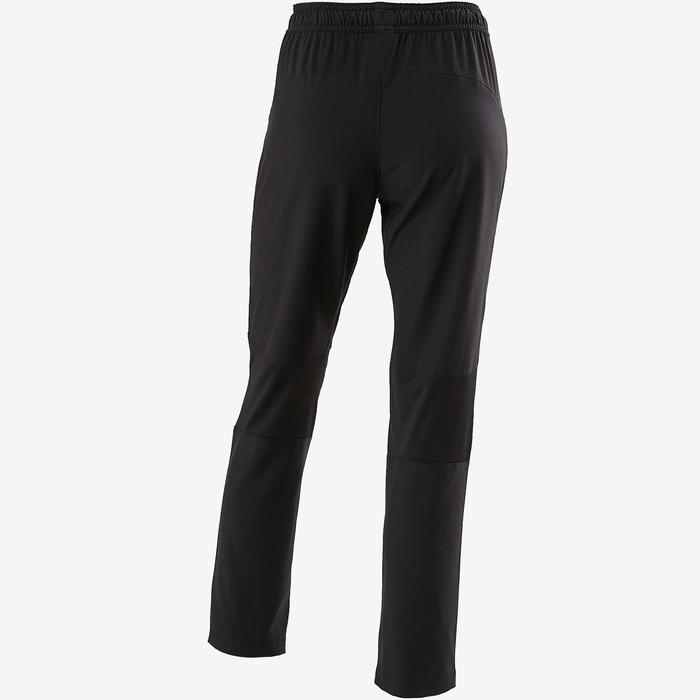 Pantalon large léger respirant, résistant W900 garçon GYM ENFANT noir