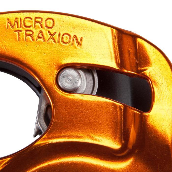 Poulie Micro traction petzl