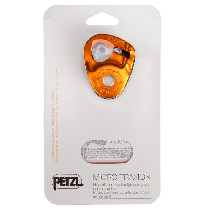 Katrol Micro traction petzl - 159812