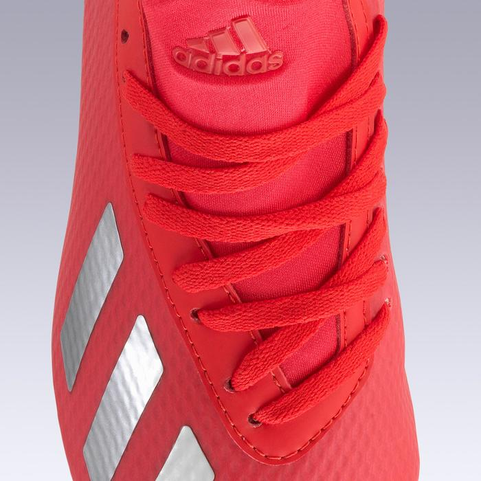 Voetbalschoenen kind X 18.3 FG rood
