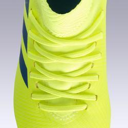 Chaussure de football enfant Nemeziz 18.3 FG jaune