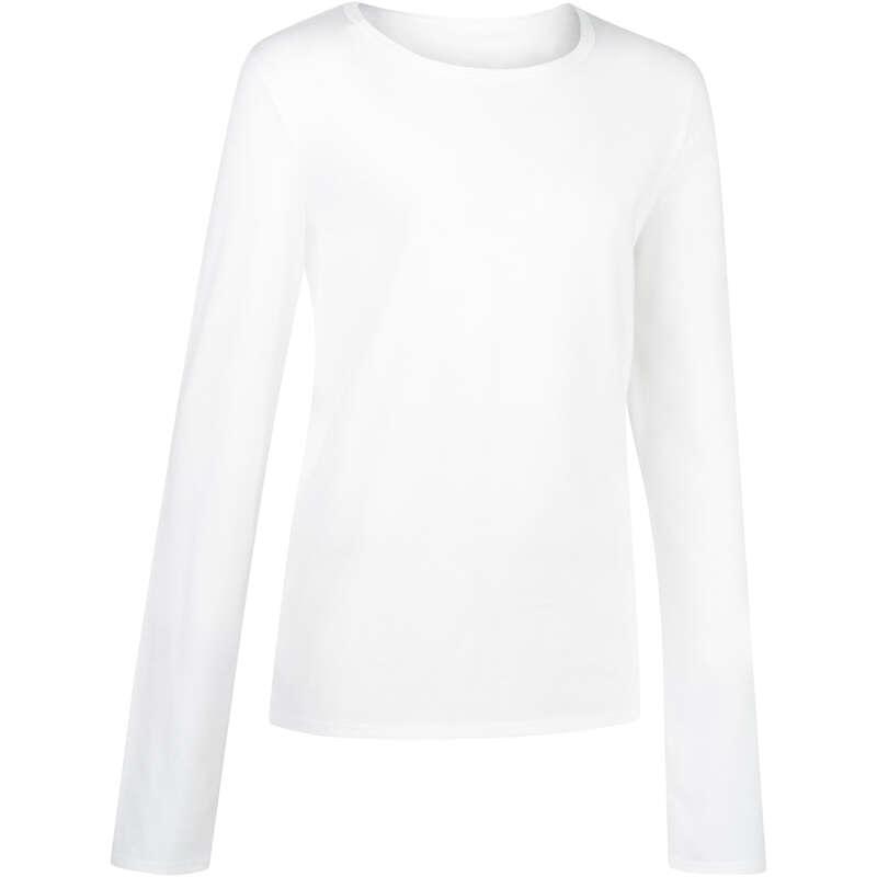 ŠPORTNA OBLAČILA ZA DEČKE Šola se začenja - Majica z dolgimi rokavi 100 DOMYOS - Šolska oblačila za dečke