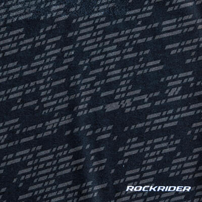 RoadR 100 מחמם צוואר לרכיבה - שחור\אפור