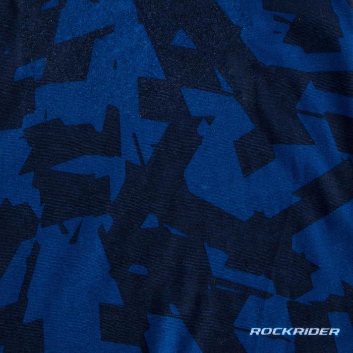 nekwarmer fiets Roadr 100 blauw