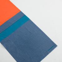 CACHE-COU DE VÉLO ROADR 100 bleu/orange