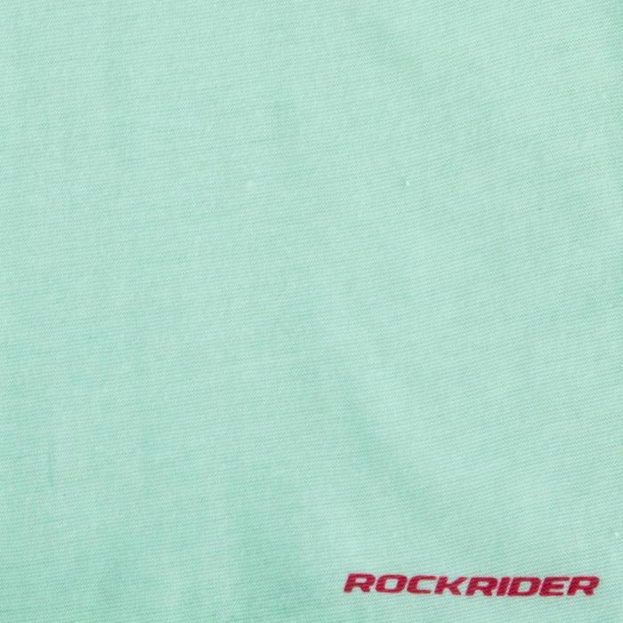 Nekwarmer fiets Roadr 100 roze/muntgroen