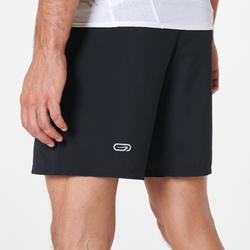 Celana Pendek Baggy Lari Trail hitam