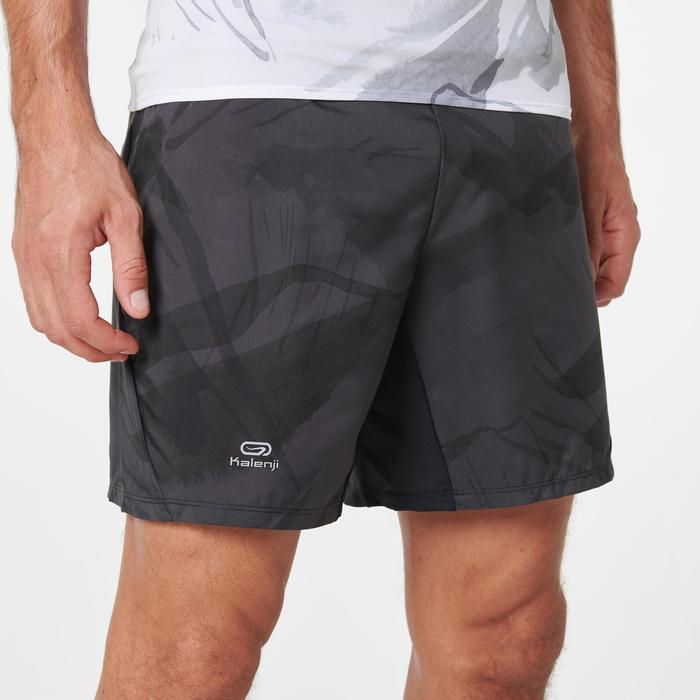 gran descuento detallado clásico Pantalon Corto Deportivo Trail Running Kalenji Hombre Negro