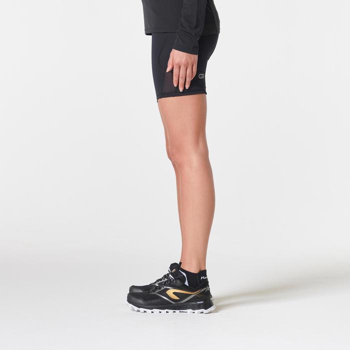 Cuissard trail running noir femme