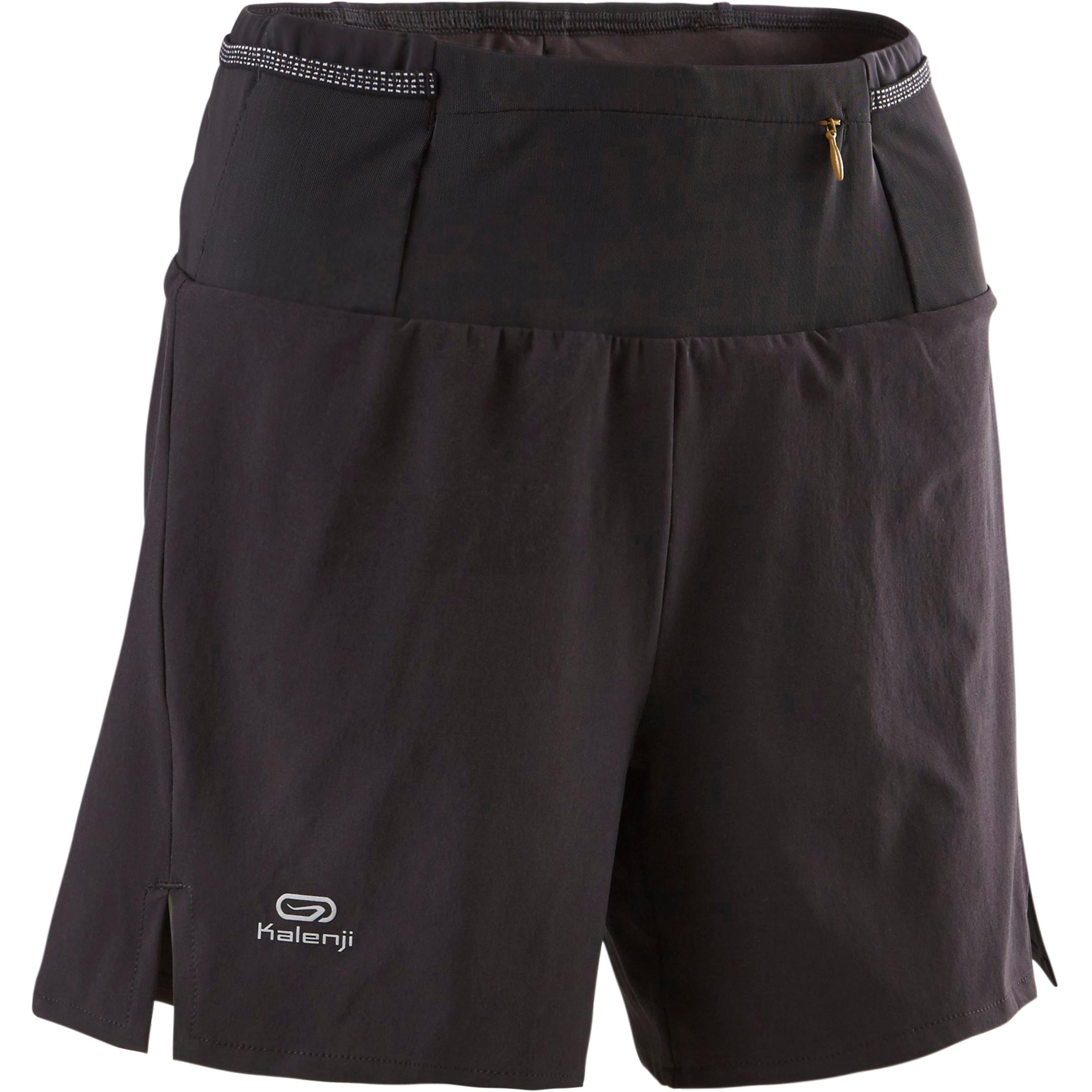 กางเกงขาสั้นมีกระเป...