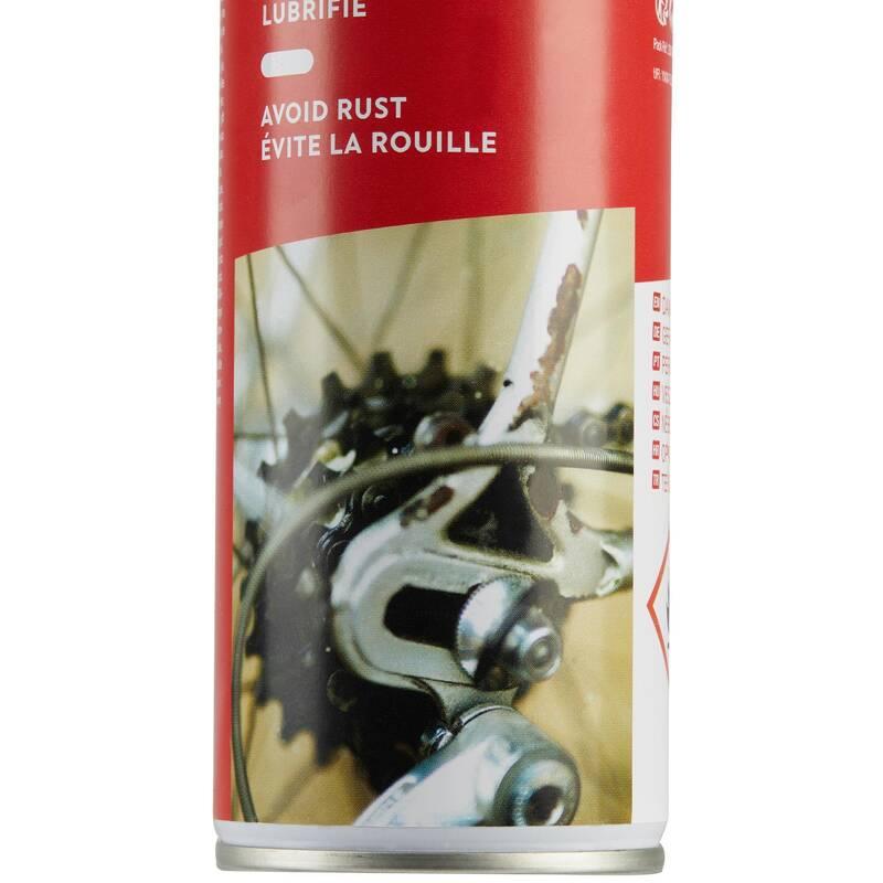 "NÁŘADÍ NA ÚDRŽBU KOLA Cyklistika - PŘÍPRAVEK ""ALL IN ONE"" 500 ML DECATHLON - Náhradní díly a údržba kola"