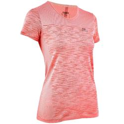 Kiprun Care Kalenji Women's Running T-shirt - Pink