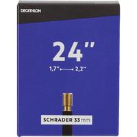 Chambre à air 24 x 1,7/2,2 valve Schrader