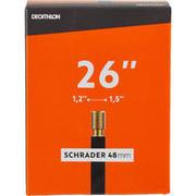 26X1.2/1.5 48mm Schrader Valve Inner Tube