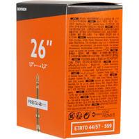 26x1.7/2.2 48 mm Presta Valve Inner Tube