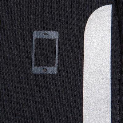 حقيبة ظهر سوداء اللون 2 للجري