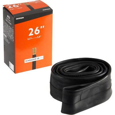 Камера 26 х 2,2-2,5 для гірських велосипедів - Schrader