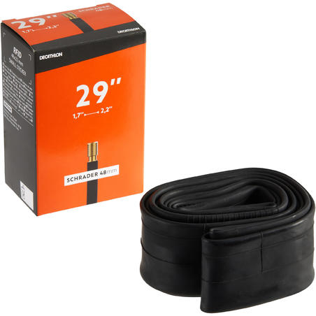 Inner Tube 29x1.7/2.2 48 mm Schrader Valve
