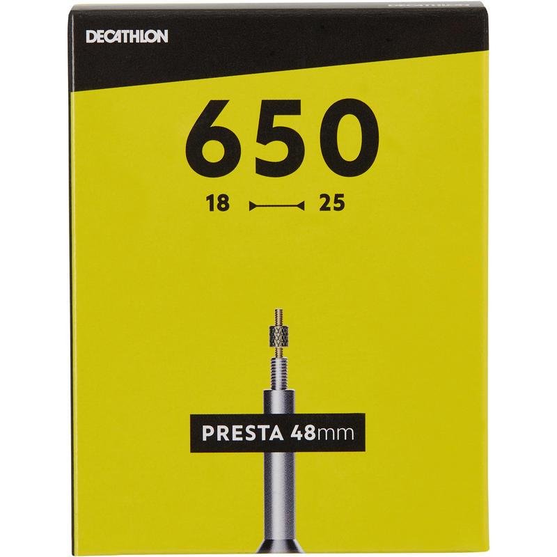 Presta Inner Tube - 650 x 18/25