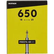 ZRAČNICA ZA BICIKL S VENTILOM PRESTA 650 X 18/25
