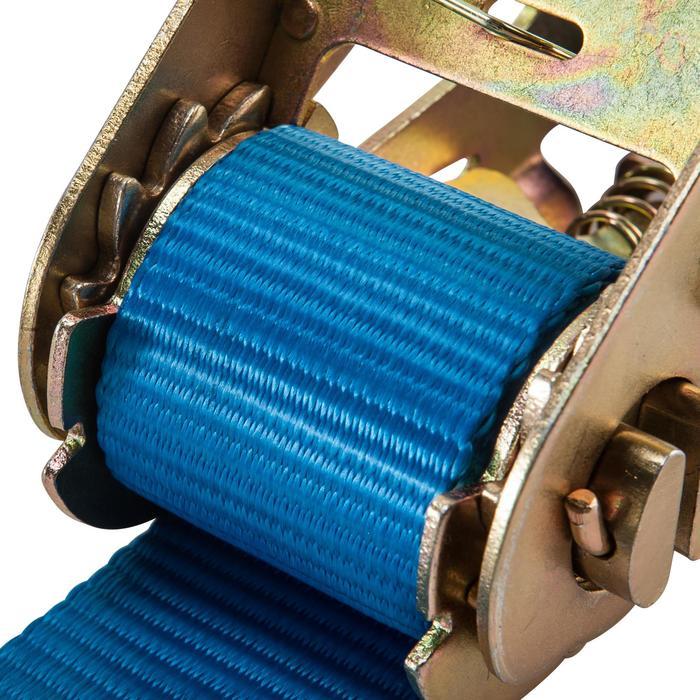 Slackline 25 meter blauw