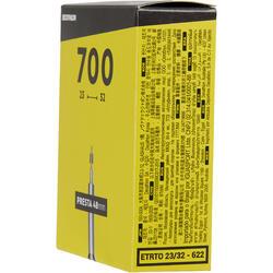 BINNENBAND 700x23/32 met Prestaventiel 48 mm