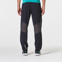 Pantalon Largo Deportivo Running Kalenji Kiprun Hombre Negro