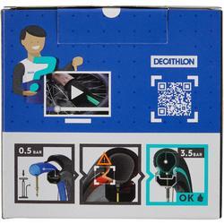 Binnenband 20x1,7/2,2 Schrader-ventiel zelfdichtend
