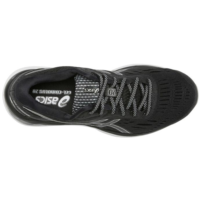 Zapatillas Running Asics Gel Cumulus Hombre Negras