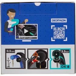 26x1.7/2.2 Self-Repairing Schrader Inner Tube
