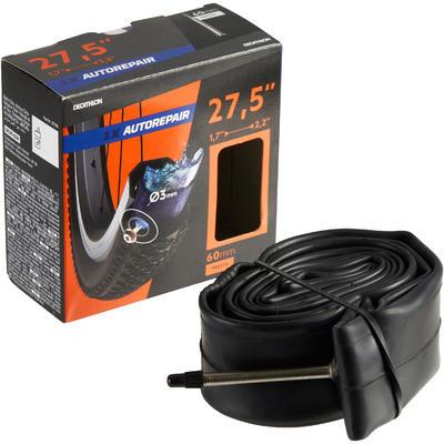 27.5x1.7-2.2 Self-Sealing Bike Inner Tube - Presta
