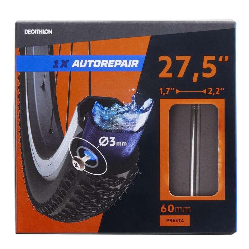 MTB bels#k Kerékpározás - Gumibelső 27,5x1,7/2,2 ATC BTWIN - Alkatrész, karbantartás